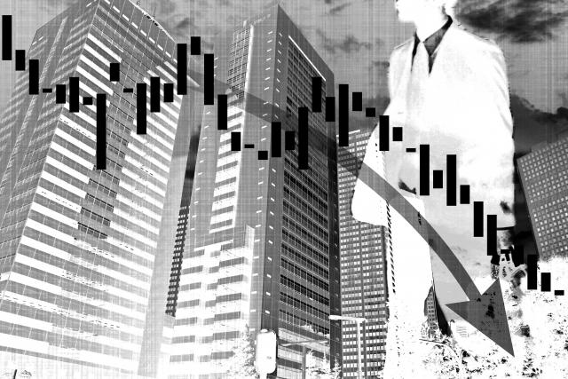金融危機(株価暴落)